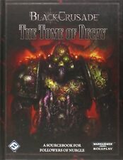 Black Crusade: the Tome of Decay - Warhammer 40k RPG - NEW - Out of Print!