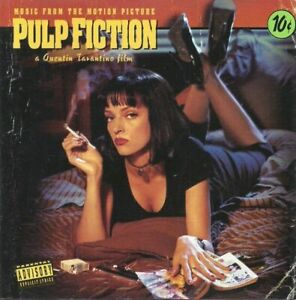 Pulp Fiction (Music From The Motion Picture) - Various