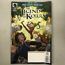 THE LEGEND OF KORRA 2018 FREE COMIC BOOK DAY DARK HORSE FCBD