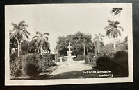 1950s Karachi India Real Picture Postcard Cover RPPC To Vienna Austria Gandhi Ga