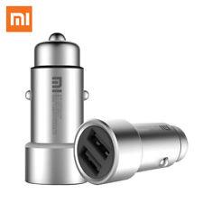 Xiaomi 3.0 Car Full Metal Dual USB 3.0 Smart Control Quick Charging Car Charger