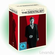 DVD-Box THE MENTALIST - DIE KOMPLETTE SERIE (Staffel 1-7) - 34 DVD's NEU+OVP