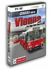 Omsi Add-On - Vienna (PC DVD) BRAND NEW SEALED