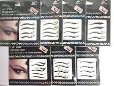 BIG SALES!! 1 pc x Temporary Hot Eye Tattoo Eyeliner Stickers Eye Makeup