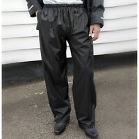 Result Core Storm Over Trousers Water/ Windproof Rain Suits Safe Work Wear Suits