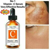 Vitamin-C Serum With Hyaluronic Acid & Kojic Acid Skin Glowing