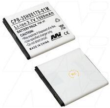 BA S640 BI39100 1500mAh battery for HTC Bass X310E Eternity PI39110 Sensation XL