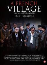 A French Village: Season 5, Good DVD, Richard Sammel, Nicolas Gob, Audrey Fleuro