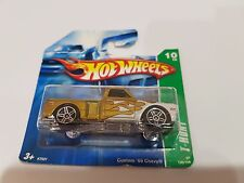 HOT WHEELS TREASURE HUNT 2007 custom 69 chevy