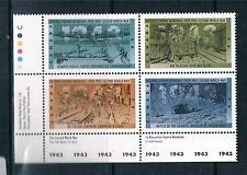 Canada 1993 50th Anniversary of WW2 (5th) SG 1576a MNH