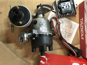 Umrüstung Zündverteiler auf elektronische Zündung uaz 469  452