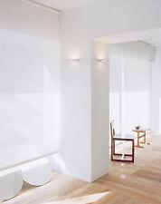 Serien.Lighting SML Wall medium Aluminium glanzverchromt Halogen