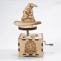 Harry Potter Sorting Hat Music Box - Main Theme - Personalized gift.