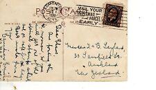 December 1 1932 2 cent FDC First Day Edmonton Alberta good message