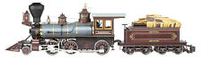 BACHMANN G-SCALE GLENBROOK 2-6-0 & TENDER 81486 JUST RELEASED NEW IN THE BOX