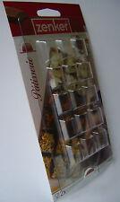 NUEVO DOS Chocolate Barras moldes molde Zenker 43471