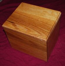 Universal Wood Battery Box Gas Engine Motor Coil Hit Miss Fairbanks IH