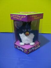 Original FURBY 1998 Black and White Still in Package NIB Model# 70-800