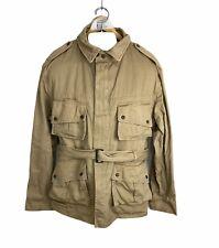 Vintage Ralph Lauren Polo Belted cotton Safari jacket XL