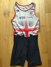 Rowing GB team  Uni, flag design All in one, size Xl