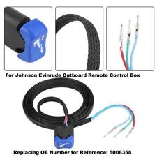For Evinrude Johnson 5006358 Outboard Power Trim Tilt Switch Assembly Kit NEW ST