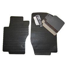 2006 - 2009 Pontiac Solstice GXP ALL-WEATHER Floor Mats Black Grey Tan