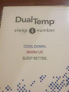 Sleep Number Dual Temp Half Queen BNIB