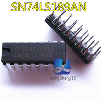 5PCS   SN74LS189AN DIP-16 LOGIC IC
