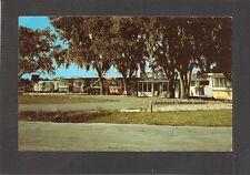 POSTCARD:  ROBINSON TRAILER SALES, INC. - BRADENTON, FLORIDA - MOBILE HOMES, Etc