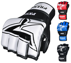 MMA TS3 Grappling Training Martial Arts Sparring Bag UFC Gloves