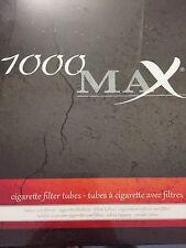 Lot Revendeur Destockage 5000 Tubes À Cigarettes Avec Filtre