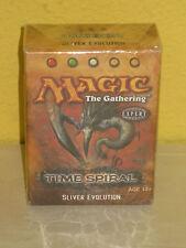 MTG TIME SPIRAL - Theme Deck - SLIVER EVOLUTION  Magic the Gathering WOC Pre-Con