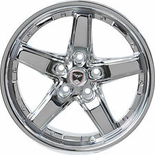 4 GWG Wheels 18 inch Chrome DRIFT Rims fits PONTIAC G6 GTP 2006 - 2007