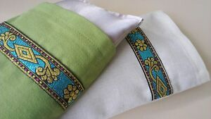 Yoga eye pillow lavender - Aromatherapy (SET OF 2)