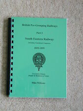 South Eastern Railway Locomotives Index SER