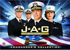 JAG (Judge Advocate General) Saison 1 2 3 4 5 6 7 8 9 10 NEUF