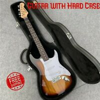 NEW Top Quality Relic Electric Guitar Phoenix Wood Body Sunburst Eged Hardware 2
