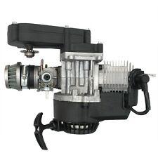 49CC 2-STROKE ENGINE MOTOR POCKET MINI BIKE SCOOTER OFF-ROAD PULL START STARTER