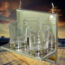 Deko-Kerzenständer & -Teelichthalter im Art Deco-Stil mit mittlerer Teelichter