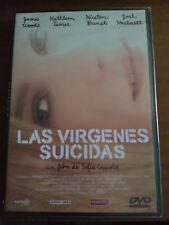 Las Virgenes Suicidas. Sofia Coppola Kirten Dunst Kathleen Turner