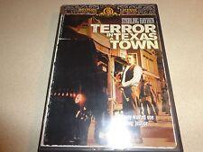 Terror in a Texas Town DVD Sterling Hayden 1958 RARE & OOP!!