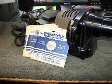 Vintage View Master Junior Projector + Slides