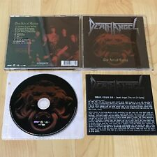 Death Angel - The Art Of Dying [1CD, Korea First Press]