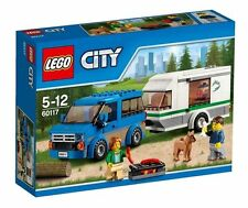 Lego City Van and Caravan (60117)