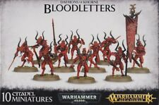 Daemons of Khorne Bloodletters Games Workshop Daemons Warhammer 40k zerfleischer