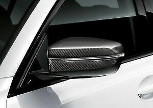 Carbon Mirror Cap Set Genuine BMW G20 3 M Performance 51162462826 51162462827
