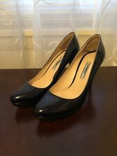 Prada Pumps Platform Toe High Heel EUR Size 36.5
