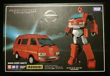 TRANSFORMERS Masterpiece Ironhide Iron Hide MP-27 Takara Tomy High Quality KO