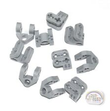 LEGO Technic - 10 x Axle & Pin Connector, Perpendicular Split - New - LBG, EV3