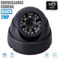 1080P FHD Wireless IP Camera WiFi 24-LEDs Night Vision Smart Security Camera US